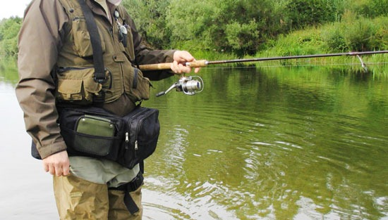 Сумка разгрузка для рыбалки