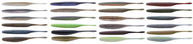 Цветовая палитра O.S.P. Dolive Stick