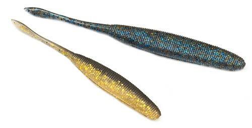 Слаги O.S.P. Dolive Stick. Размеры