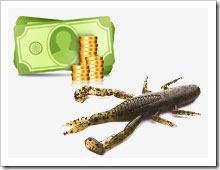 Цена на силиконовые рыболовные приманки. Сколько стоит съедобка