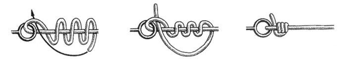 Узел Клинч. Схема