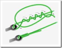 Рыболовные узлы. Схемы