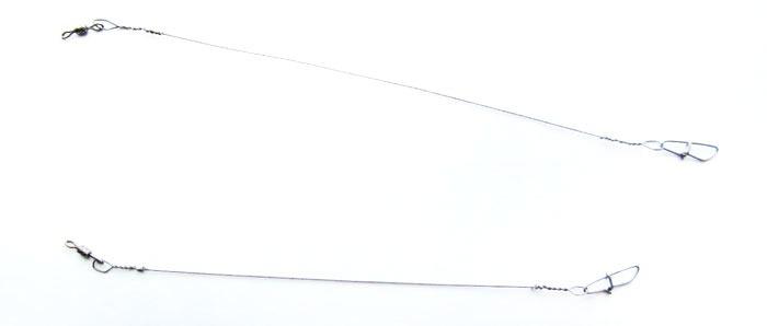 поводки из флюорокарбона для микроджига
