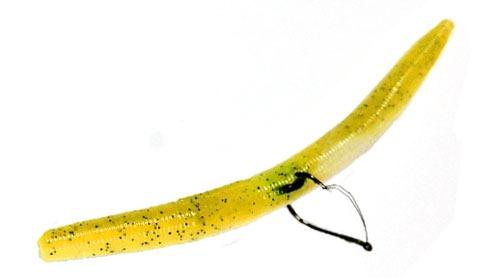 Big Bite Bait Wacky Stick - специальный червяк со встроенным кольцом