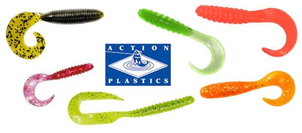 Твистеры Action Plastics