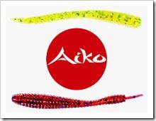 Силиконовые черви Aiko. Отзывы
