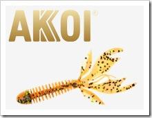 Силиконовые приманки Akkoi. Отзывы