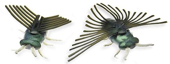 Сменные крылышки Bait Breath Bj-Bug