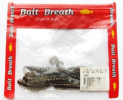 Пачка силиконовых приманок Bait Breath Bugsy