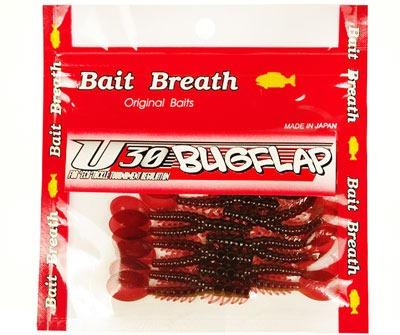 Пачка с мягкими приманками Bait Breath U30 Bug Flap