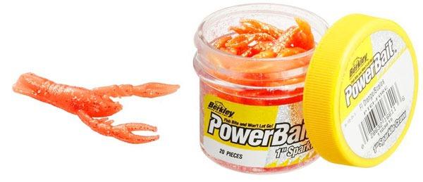 Баночка рачков Berkley Sparkle Craw