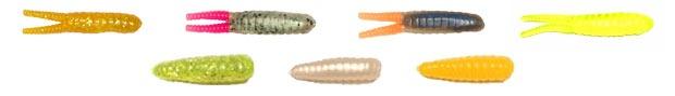 Цветовые решения Big Bite Baits Beetle