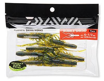 Пачка приманок Daiwa Bubble Shrimp