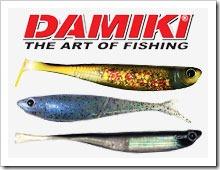 Виброхвосты Слаги Свимбейты Damiki. Отзывы