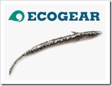 Слаги Ecogear Minnow. Оригинальные силиконовые рыбки