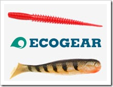 Резина Ecogear. Обзор мягких приманок Ecogear