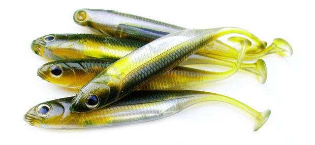 Силиконовые приманки Fish Arrow Flash J Shad