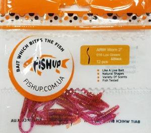 Пачка силиконовых приманок FishUp