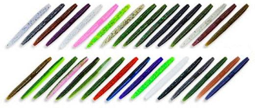 Gary Yamamoto - богатая цветовая палитра