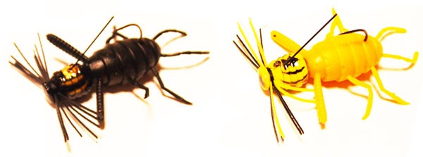 Силиконовые паучки Imakatsu Baby Spider