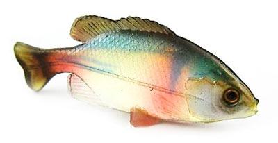 Силиконовые приманки в форме рыбки Jackall Clone Gill