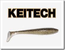 Силиконовые приманки Keitech - Отзывы