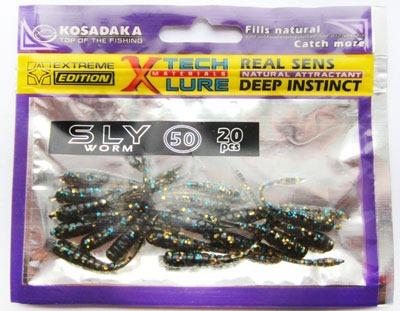 Пачка съедобки Kosadaka SLY Worm