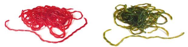 Цвет Kosadaka Soft Worm
