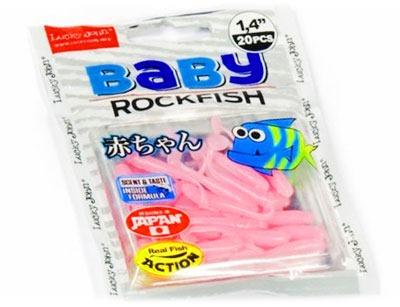 Пачка резины Lucky John Baby Rockfish