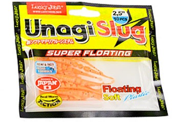 Пачка резины Lucky John Unagi Slug