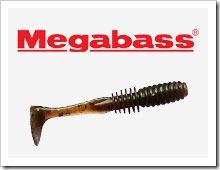 Megabass - силиконовые приманки. Отзывы