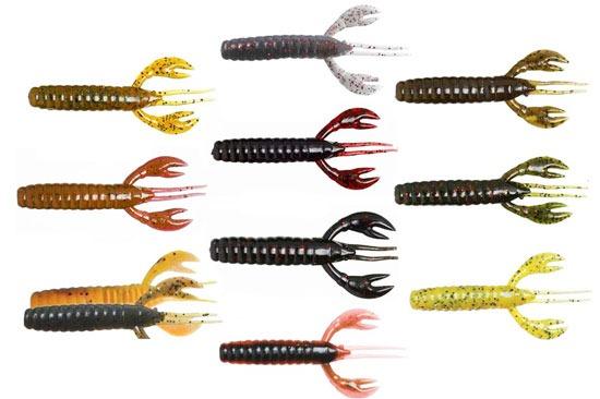 Цветовые решения Molix Caleo Craw