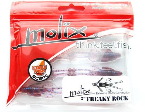 Пачка съедобки Molix Freaky Rock