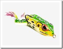 Силиконовая жабка Molix Frog. Отзывы