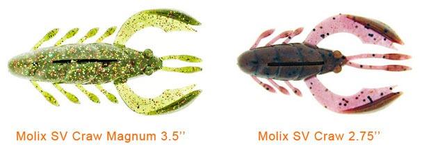 Molix SV Craw Magnum