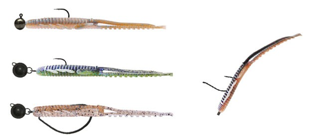 Монтаж силикона O.S.P DoLive Shrimp