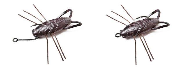 Насадка Reins Insecter на крючок