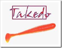 Силиконовые приманки Takedo. Виброхвосты. Отзывы