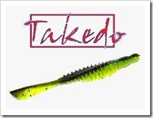 Takedo силиконовые черви и слаги. Отзывы