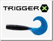 Trigger X  силиконовые приманки и аттрактанты от Rapala