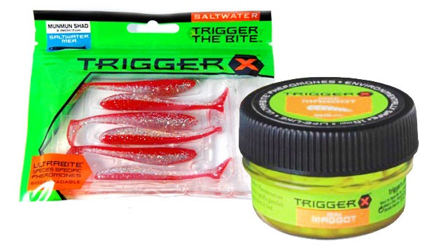 Упаковки со съедобкой Trigger X