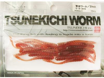 Пачка силиконовых приманок Tsunekichi