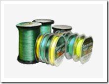 Плетеные лески, шнуры, монолески для микроджига