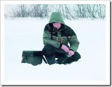 Работает ли съедобный силикон зимой