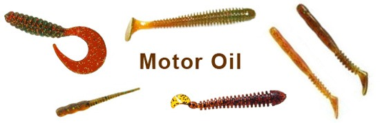Color Motor Oil
