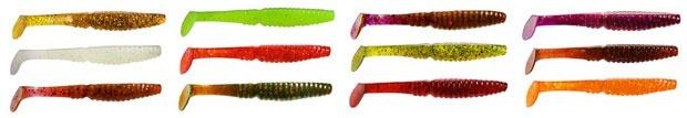 Цвета Crazy Fish Scalp Minnow