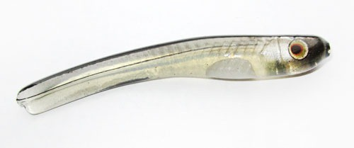 Приманка Jackall Super Cross Tail Shad