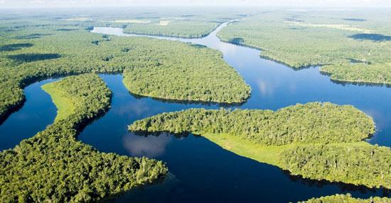 Устье притоков - перспективное место для рыбной ловли
