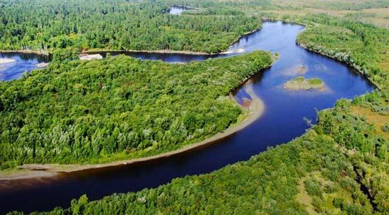 Тайменья река