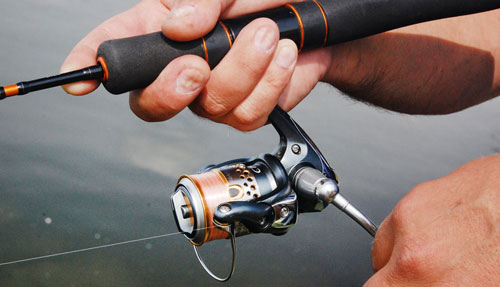 Ультралайт спиннинг рыбалка